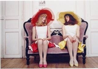 「ロシュフォールの恋人たち」劇中カット「ロシュフォールの恋人たち」
