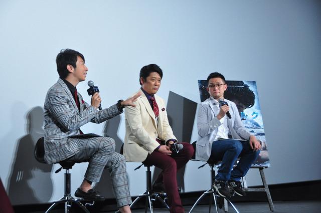坂上忍「ダンケルク」IMAX試写会でノーラン監督を「頭がおかしい!」と激賞