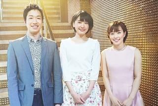 水谷隼&石川佳純は本人役で新垣結衣と共演!「ミックス。」