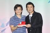 """ウェイ・ダーション監督、永瀬正敏の""""両手いっぱいの愛""""に大感激"""