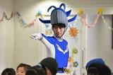 斎藤工「最上の命医2017」でヒーロースーツ&被りもの姿披露