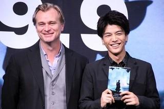 ノーラン監督の大ファンという岩田剛典「ダンケルク」