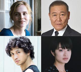 イザベル・カレ、國村隼、 安藤政信、門脇麦が共演「KOKORO」