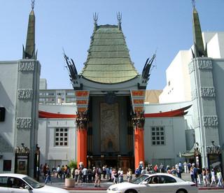 MoviePassに対応している LAのチャイニーズシアター