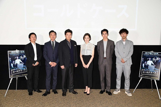吉田羊主演ドラマ「コールドケース」シーズン2制作決定!レギュラーキャストも続投