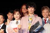 瑛太、K-1王者・武尊の演技力に嫉妬!?「この映画で新人賞も…」