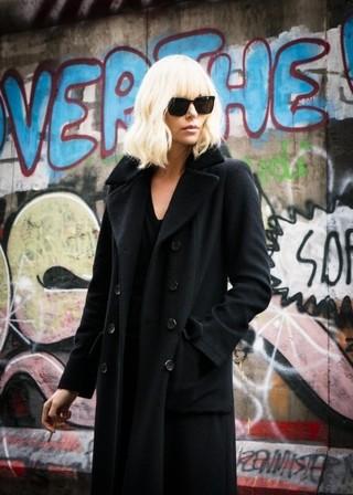 80年代ファッションが光る「アトミック・ブロンド」