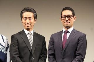 中村勘九郎と中村七之助「シネマ歌舞伎 め組の喧嘩」