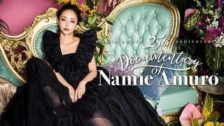 デビュー25周年を迎える安室奈美恵