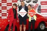 """西川貴教、カミナリの""""ビリビリ""""漫才に爆笑するも「段取りが悪い」"""