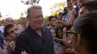世界中で環境問題に取り組むアル・ゴア氏「不都合な真実」