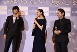 松坂桃李と竹野内豊のキャラは「最低&クズ」!蒼井優が阿部サダヲが白熱トーク