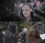「猿の惑星」重要キャラクター・ノバの出演シーン集が解禁!注目女優が熱演披露