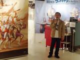 画業40周年、怪獣絵師・開田裕治氏のウルトラマン原画展開催 描き下ろしの大作も