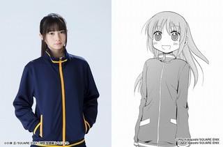 桜田ひよりが初主演&共演陣が一挙発表!「咲 Saki」