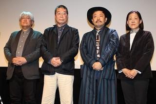 第18回東京フィルメックスは 11月18日から開幕!「泳ぎすぎた夜」