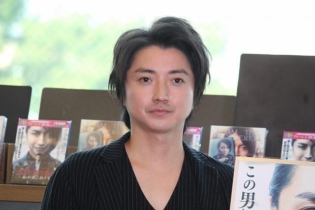 藤原竜也「22年目の告白」DVD発売イベントに「断れない男だから」登壇