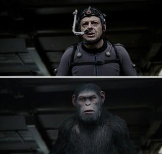 アンディ・サーキスが熱演「猿の惑星」