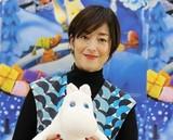 宮沢りえ、12年ぶり劇場版アニメでムーミン役演じ「心がキュンとなる」