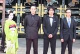 京都国際映画祭2017、西本願寺で開幕!アンバサダー岩下志麻「映画の輪が広がってほしい」