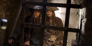 ジャックの叔父に扮する「パイレーツ・オブ・カリビアン 最後の海賊」