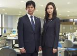 松嶋菜々子、織田裕二と17年ぶり共演!「監査役 野崎修平」で野心家の銀行員に