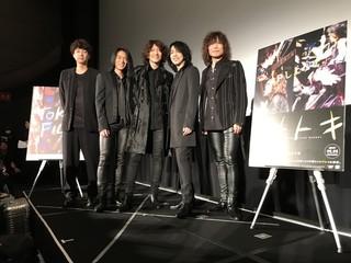 2016年に再結集した4人組の人気ロックバンド「THE YELLOW MONKEY」「オトトキ」