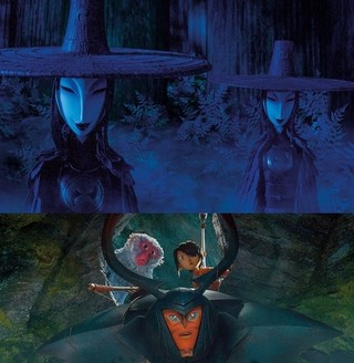 闇の姉妹&クワガタが躍動!「KUBO クボ 二本の弦の秘密」