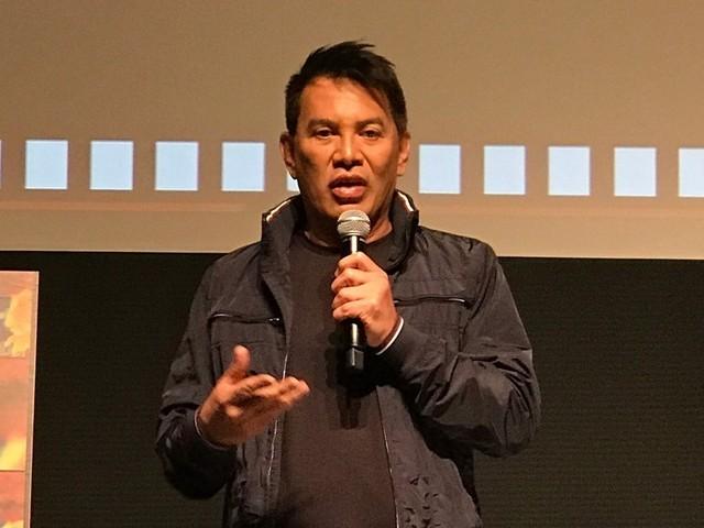 遅咲きのフィリピンの鬼才、メンドーサ監督が明かす演出術