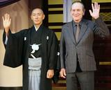 市川海老蔵「男の粋と色気を表現する」舞踊で外国人客を魅了 「地獄門」4K版も初上映