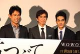 佐藤浩市、6年ぶり主演連ドラ「石つぶて」は「血湧き肉躍る」