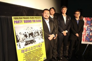 東京国際映画祭に凱旋!「プールサイドマン」