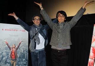 吉田大八監督とリリー・フランキー