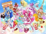 【国内映画ランキング】「映画キラキラ☆プリキュアアラモード」が首位獲得!