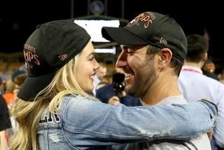 幸せそうなケイト・アプトンと ジャスティン・バーランダー投手「ダメ男に復讐する方法」