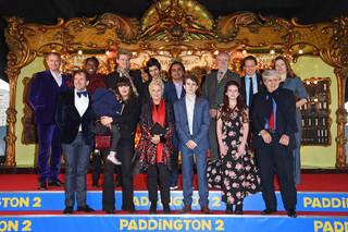 原作生誕の地でワールドプレミア上映!「パディントン2」