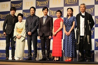豪華キャストで壮大な物語が完成「DESTINY 鎌倉ものがたり」