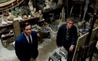 スタンリー・トゥッチが監督を務めた「ジャコメッティ 最後の肖像」