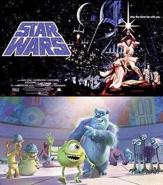 ディズニーの動画配信サービスで配信予定「スター・ウォーズ」