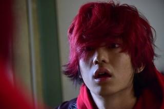 長編映画初主演を飾った健太郎「デメキン」
