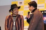 園子温監督&満島真之介、感激! 思い出深い東京フィルメックスに凱旋