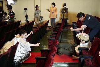 初共演を果たした綾瀬はるかと坂口健太郎「今夜、ロマンス劇場で」