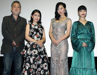 主演女優3人と二日酔いの瀬々敬久監督「最低。」