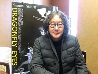 初監督作「とんぼの眼」を発表したシュー・ビン氏「とんぼの眼」