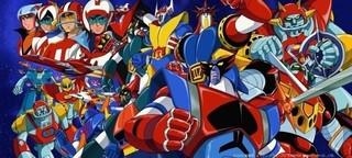 往年の名作ロボアニメが結集「マジンガーZ」