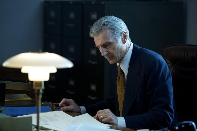 リーアム・ニーソン主演「ディープスロート」伝記映画、18年2月24日公開! 緊迫の予告編も披露