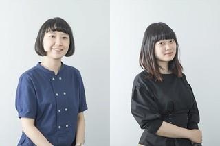 清原惟監督(左)&山中瑶子監督「わたしたちの家」