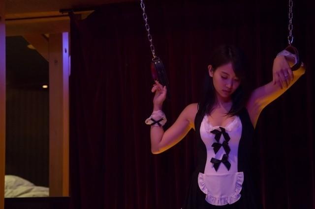 元AV女優役・永尾まりやの大胆ベッドシーン!dTV「不能犯」第1話ダイジェスト映像