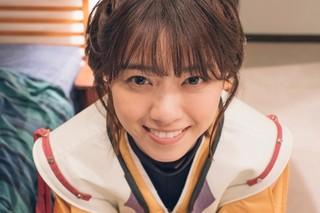 アイに扮する西野七瀬「電影少女」