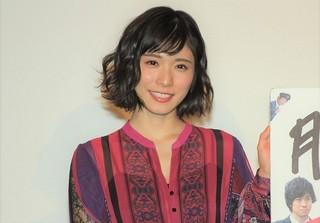 初主演作の公開が間近に迫った松岡茉優